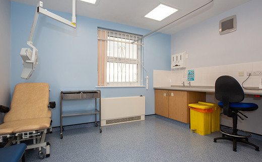 Treatment Room L2-26