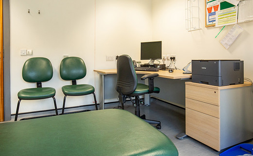 Examination Room 19