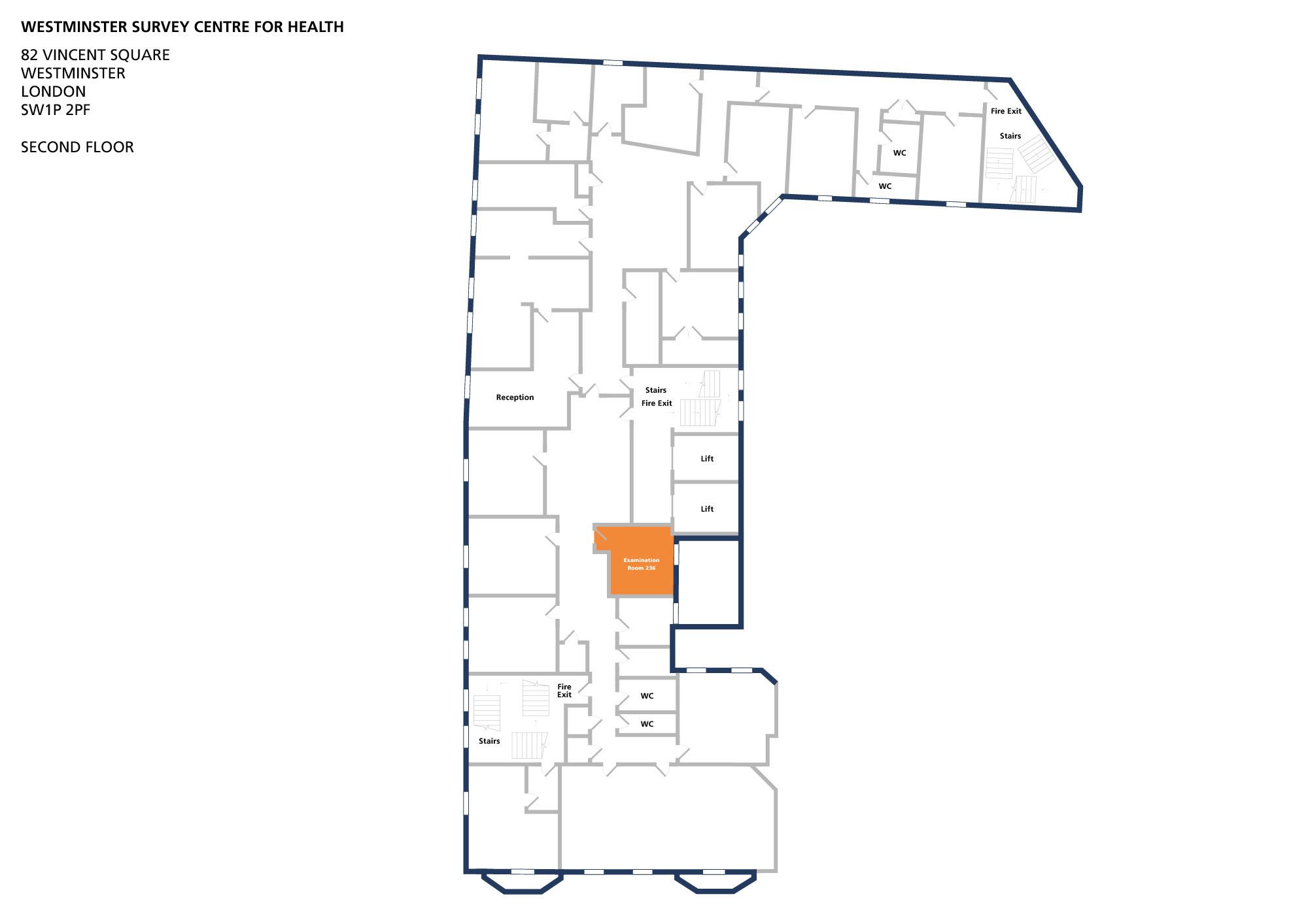 82 south westminster centre for health room examination room 236 v2