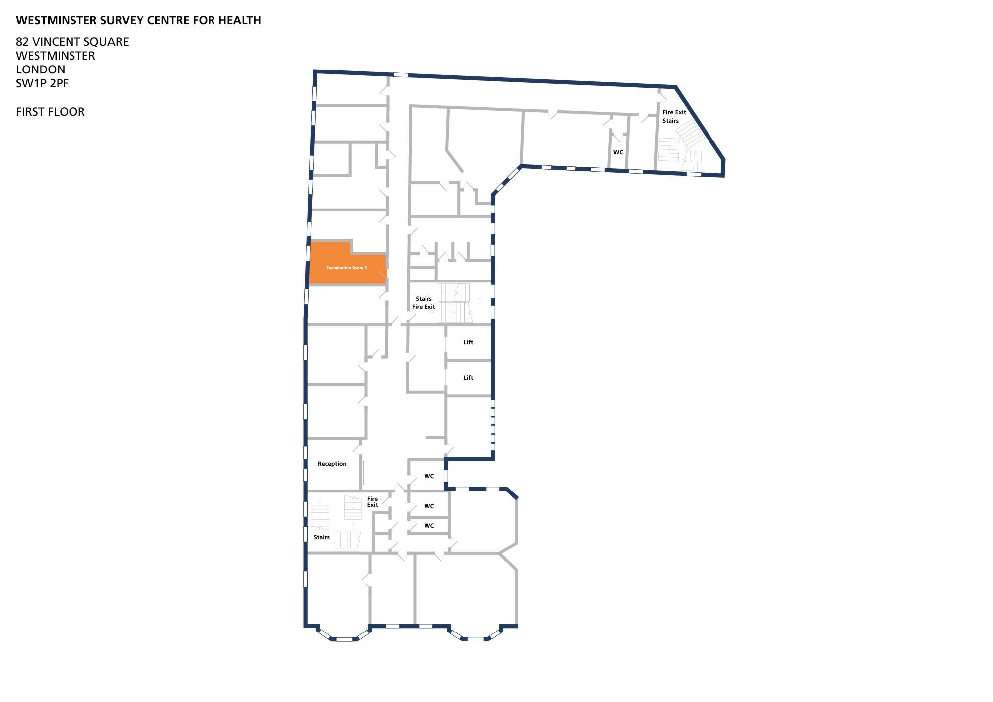 82 south westminster centre for health room examination room 5 v2