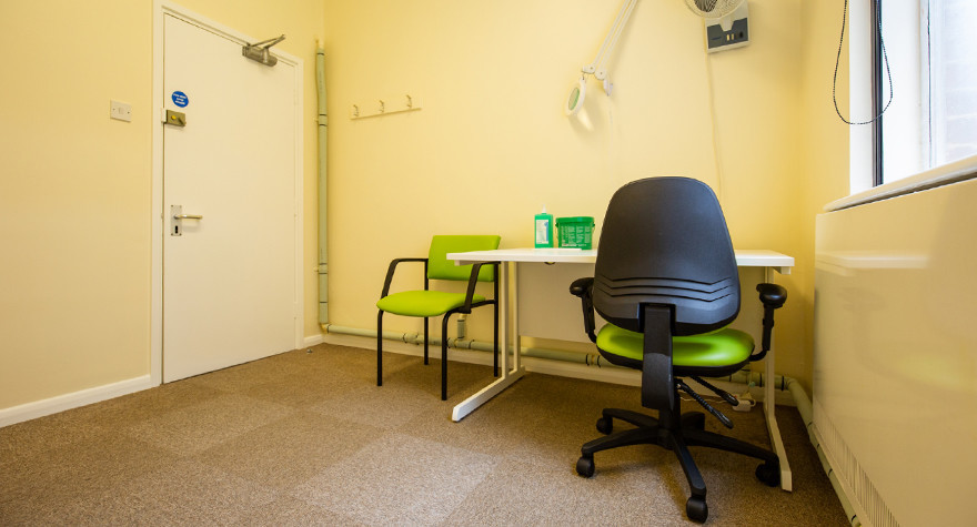 John coupland hospital consulting room 218 003