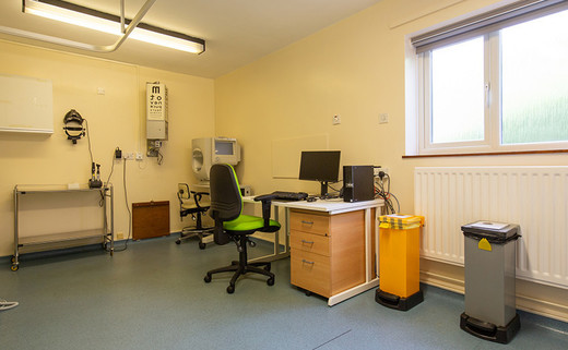 Examination room 4