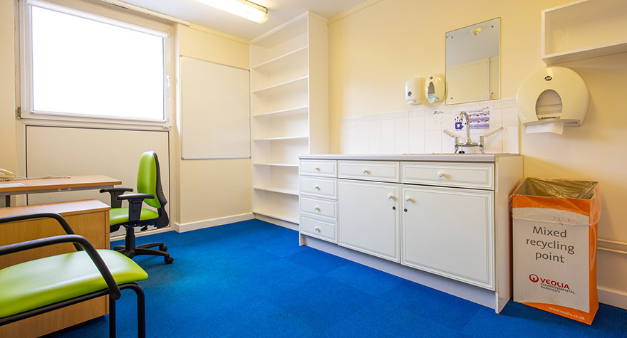 North hykeham health centre consulting room 24 002