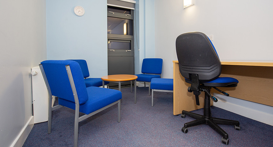 Riverview health centre counselling room l02 18 001
