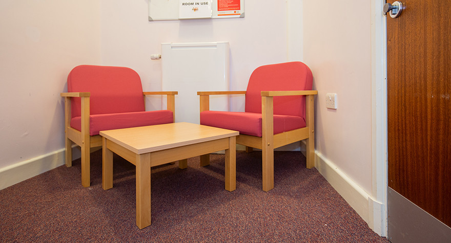 Roman road health centre  counselling room gf 23 002