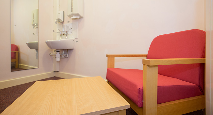 Roman road health centre  counselling room gf 23 001