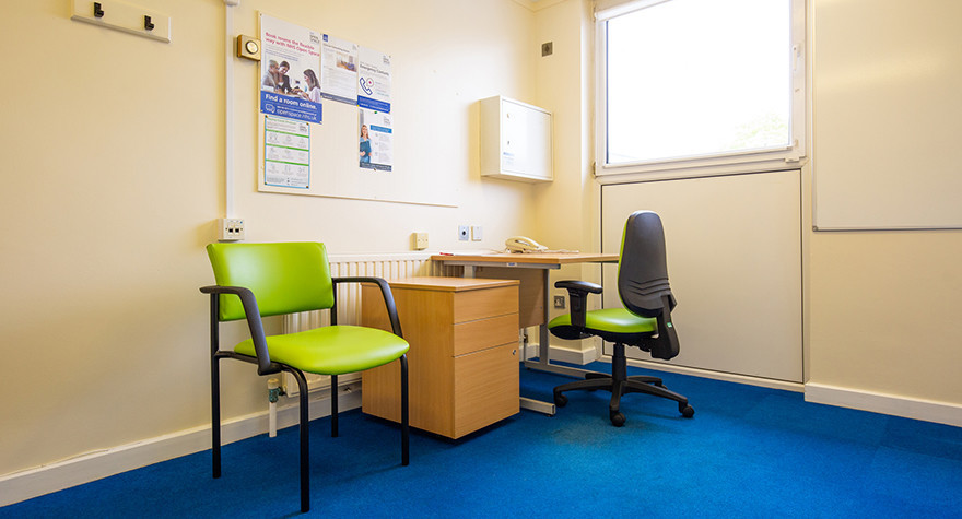 North hykeham health centre consulting room 24 007