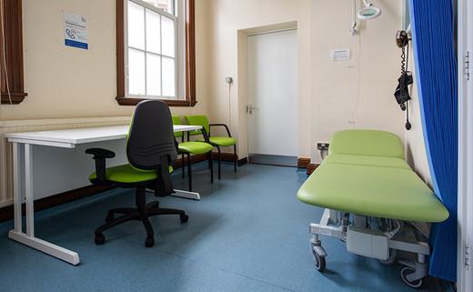 Examination Room 253