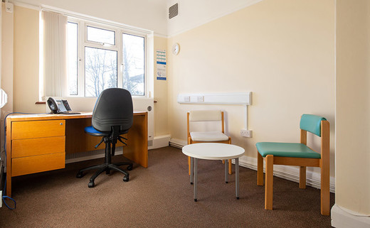 Counselling Room G9