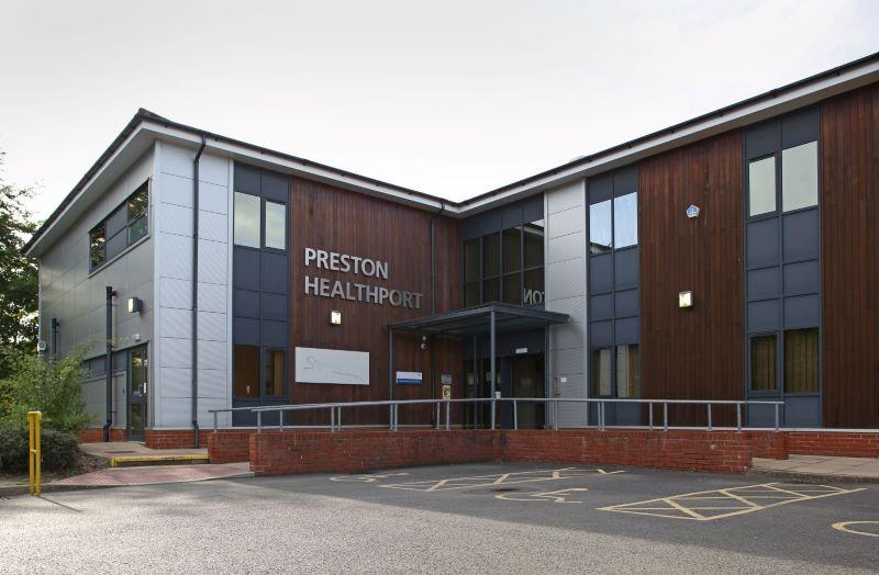 Preston exterior   7