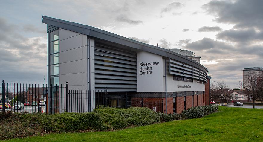 Riverview health centre exterior 007