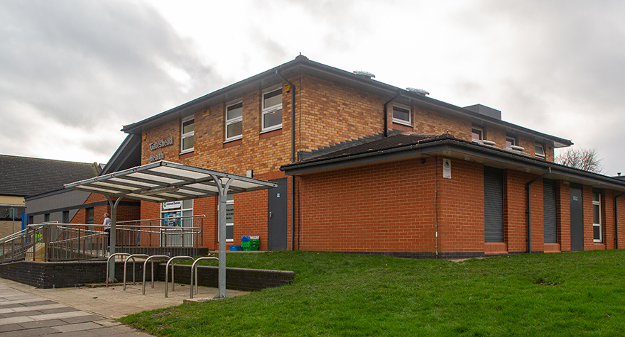 Gateshead health centre exterior 001