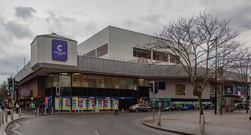 Cleveland health centre exterior 002