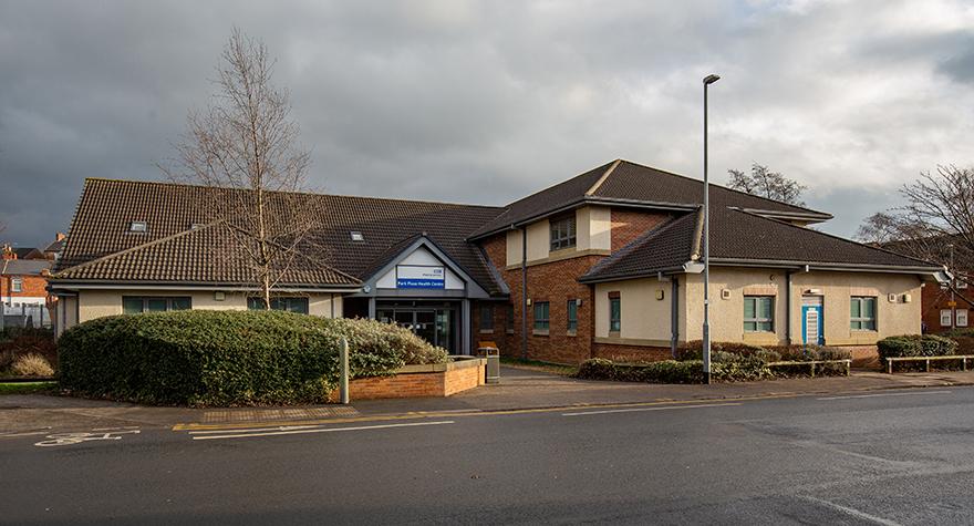 Park place health centre exterior 006