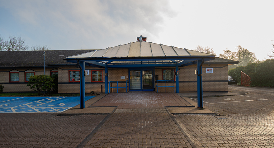 Greet community health clinic exterior 002