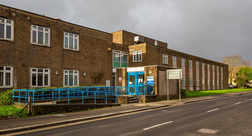 Dover health centre exterior 001