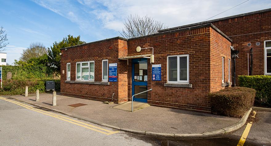 Newington road clinic exterior 001